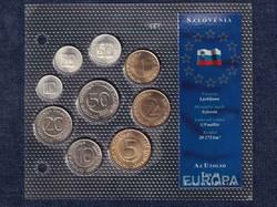 Az utolsó forgalmi pénzek - Szlovénia/id 8950/