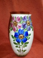 Nagy méretű Gránit porcelán váza