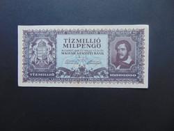 10 millió milpengő 1946 Szép ropogós bankjegy !  02