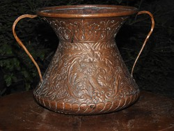 Oszmán-Török rézműves műhely XIX. század