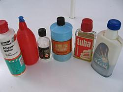 6 db-os retro vegyszer , tisztítószer csomag