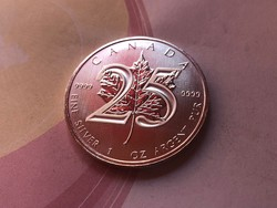 "2013 Kanada ezüst Jubileumi juhar""25 éves"""