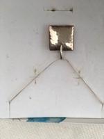 Ezüst nyaklánc, nyakék (Silpada)