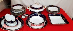Zsolnay Pompadur I. étkészlet  gyönyörű és eladó