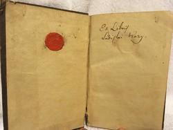 /1792/Patikai Lukátsnak egy-meglett,próbált és okos szántó-vető embernek oktatásai!!(Hiányos!!!)