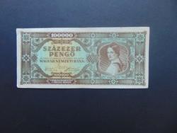 100000 pengő 1945 M 422