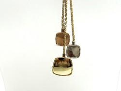 Arany nyaklánc (Kecs-Au80772)