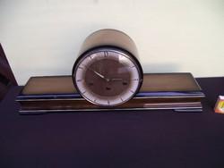 Negyedütős kandalló óra GARANCIÁVAL !!