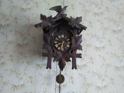Fatokos régi kakukkos óra