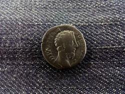 Marcus Aurelius ezüst Dénár 180 CONSECRATIO/id 8591/