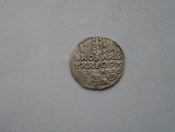 1597. III Zsigmond ezüst garas.