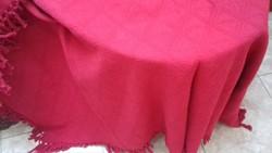 Rojtos,szottes nagyon szep bordo-piros? 180x130 cm. X
