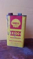 Shell régi olajos-kanna. '60-s évek