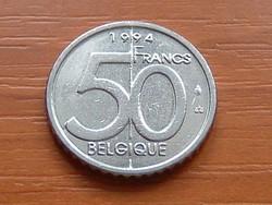 BELGIUM BELGIQUE 50 FRANK 1994  #