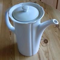 Arzberg porcelán tea kionto,fehér