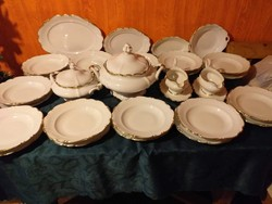 Roshental Pompadour 12 személyes étkészlet