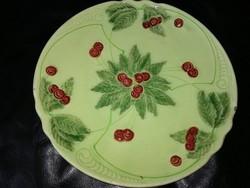 Cseresznyés falitányér 30 cm