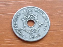 BELGIUM BELGIE 10 CENTIMES 1905   #