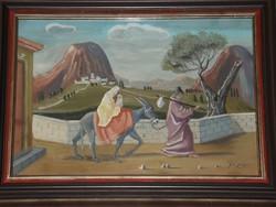Molnár C. Pál  Szent család