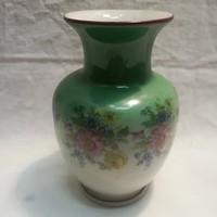 Régi Hollóházi porcelán , erősen zöld felső résszel