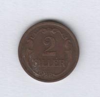 2 Fillér 1938 (0092)