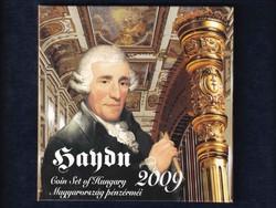 Haydn forgalmi sor 2009 PP ezüsttel/id 8968/