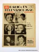 1990 december 17 - 23  /  RTV  /  Régi ÚJSÁGOK KÉPREGÉNYEK MAGAZINOK Szs.:  11011