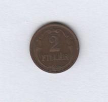 2 Fillér 1938 (0108)