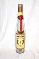 3 literes csapos METAXA üveg