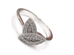 Ezüst női gyűrű (Szeg-Ag79791)