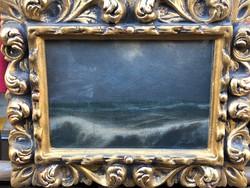 Telepy Károly: Háborgó tenger