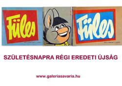 1958 június 1  /  Füles  /  Régi ÚJSÁGOK KÉPREGÉNYEK MAGAZINOK Szs.:  8579