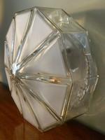 Art deco / bauhaus stílusú oldalfali vagy mennyezeti lámpa