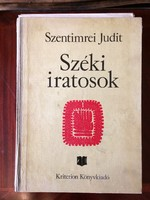 Szentimrei Judit - Széki iratosok