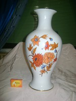 Régi Hollóházi váza - 37 cm magas