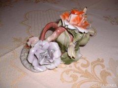 IRIS porcelán rózsa