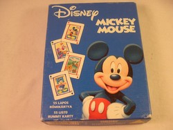 MICKEY MOUSE Disney kártya