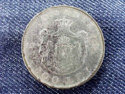Románia, ezüst (.700) 500 Lej 1944/id 9452/