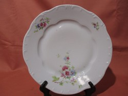 Régi Zsolnay lapos tányér