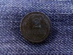 Ritka 2 fillér 1931/id 5204/