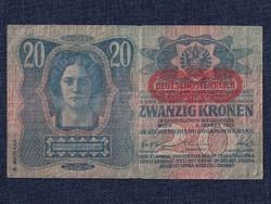 Osztrák-magyar 20 korona 1913/id 8260/