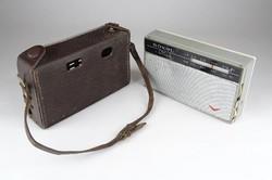 0X163 Régi SOKOL tranzisztoros rádió