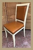 Romantikus szék, garnitúra része