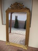 B20 170x100cm Fa aranyozott tükör