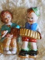 Kerámia figurák