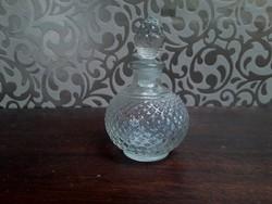 Bütykös üveg dugóval  /  2439