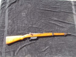 Steyr manlicher M95 puska riasztóvá alakítva