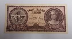 1 milliárd pengő 1946.