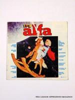 1986 december  /  alfa  /  SZÜLETÉSNAPRA! RETRO, RÉGI EREDETI ÚJSÁG Szs.:  10669