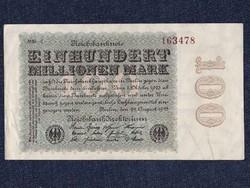 Extra szép német 100 millió márka 1923/id 5597/